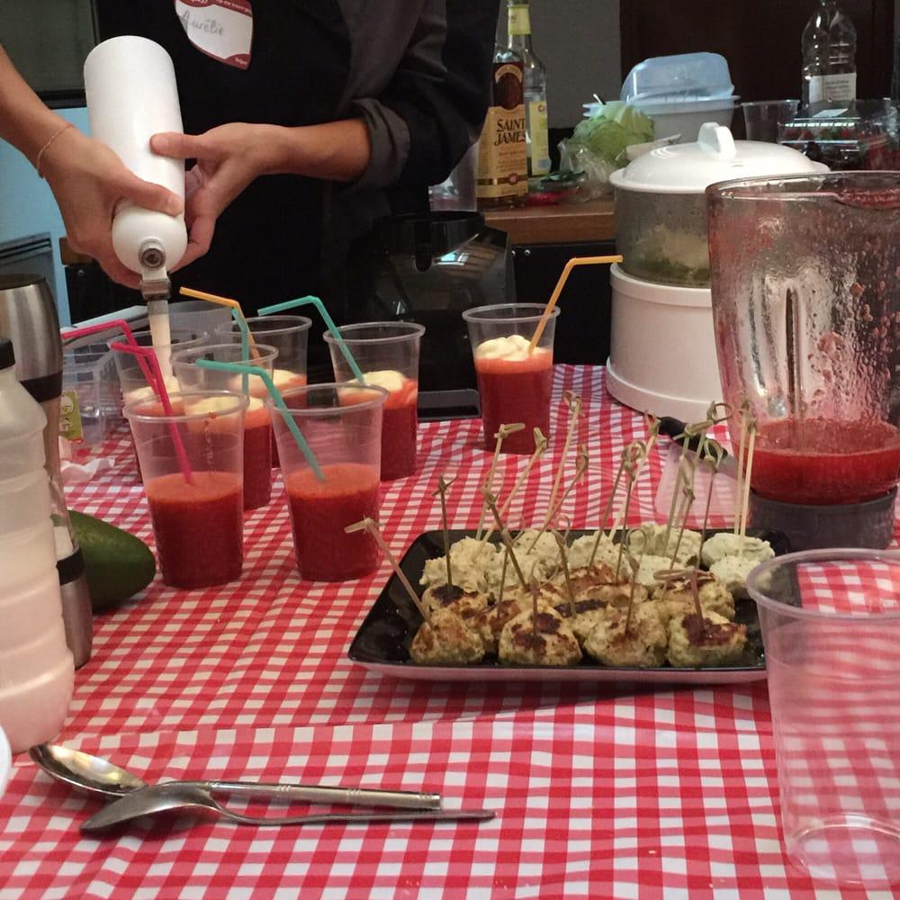 Gourmandista 38 photos cours de cuisine 7 rue bardou - Cours de cuisine toulouse ...