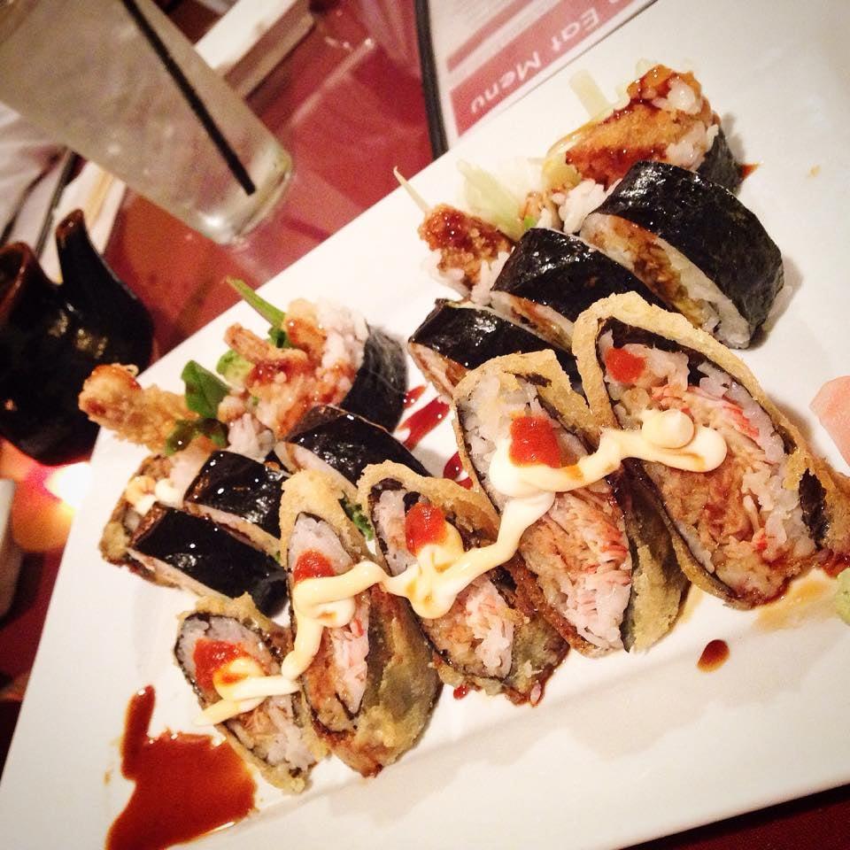 Sushi Masa: 1001 Kempsville Rd, Virginia Beach, VA