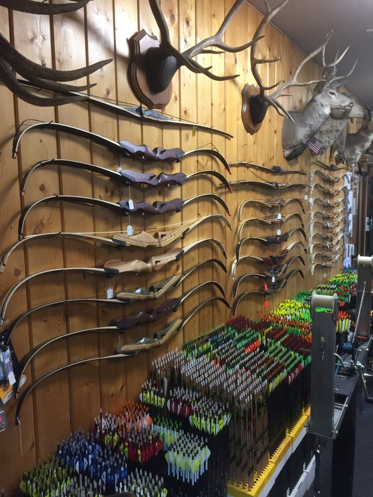 The Archery Shop: 2332 Chester Ave, Bakersfield, CA