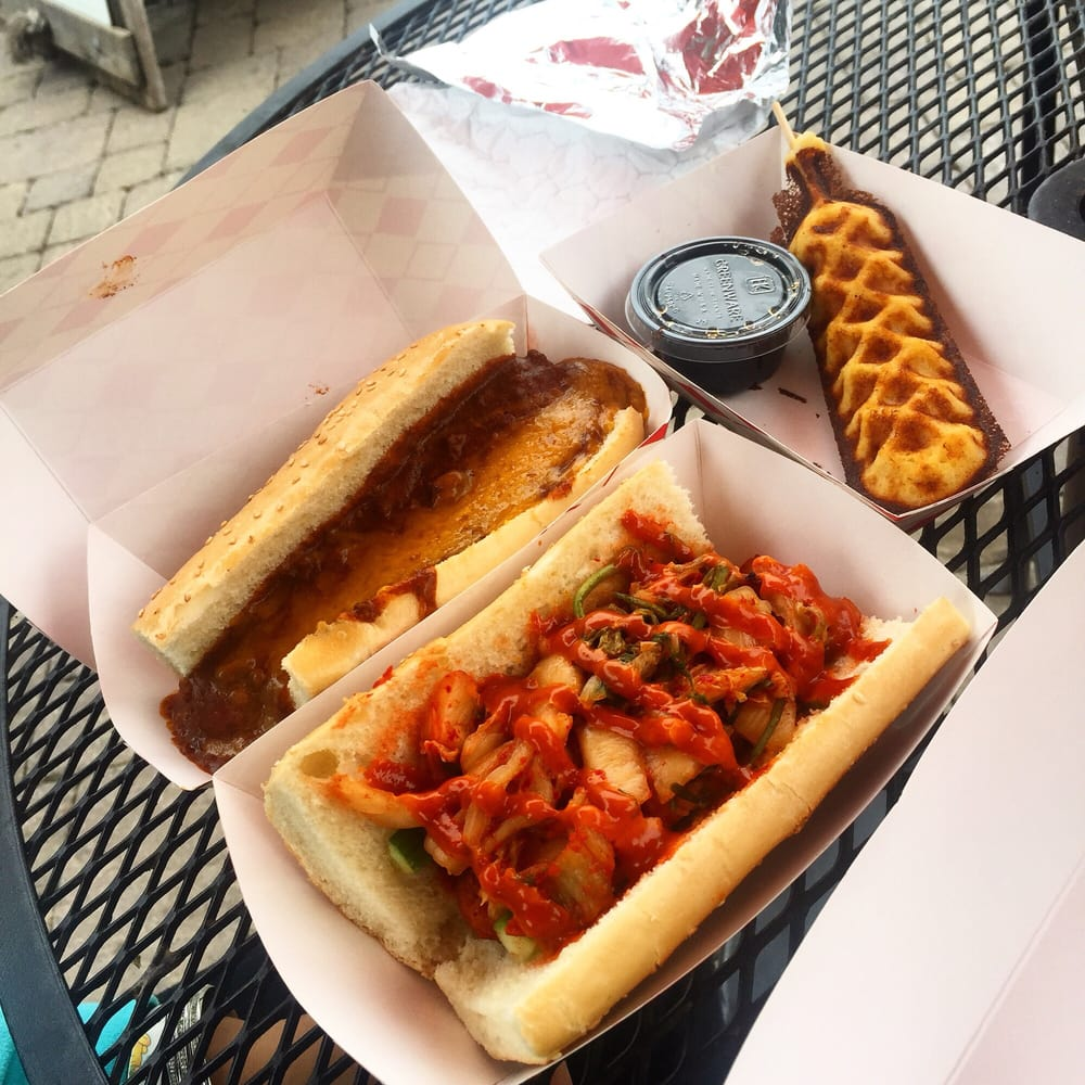 photos for doggy-style hot dogs - yelp