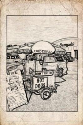 Memphis Dawgs Food Cart