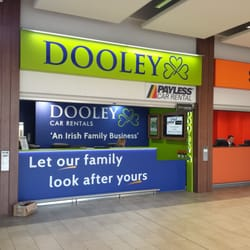 Dan Dooley Car Rental Dublin Airport Reviews