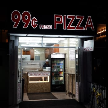 Photo Of 99 Cents Fresh Pizza