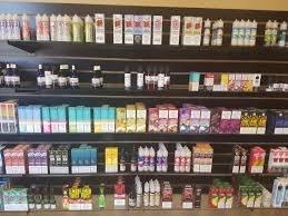 Cotton & Coils Vape Shop: 827 Joliet St, Dyer, IN
