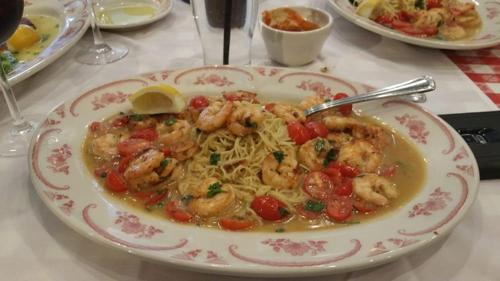 Shrimp Scampi Fantastic Yelp