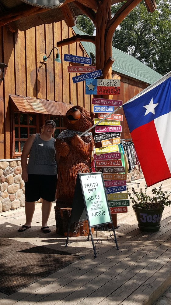 Josh's Frio River Outfitters: Tx Hwy 127, Concan, TX