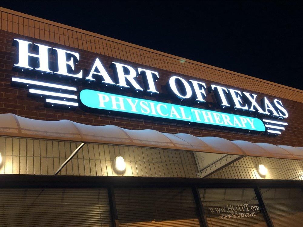 Heart of Texas Physical Therapy: 5016 W Waco Dr, Waco, TX