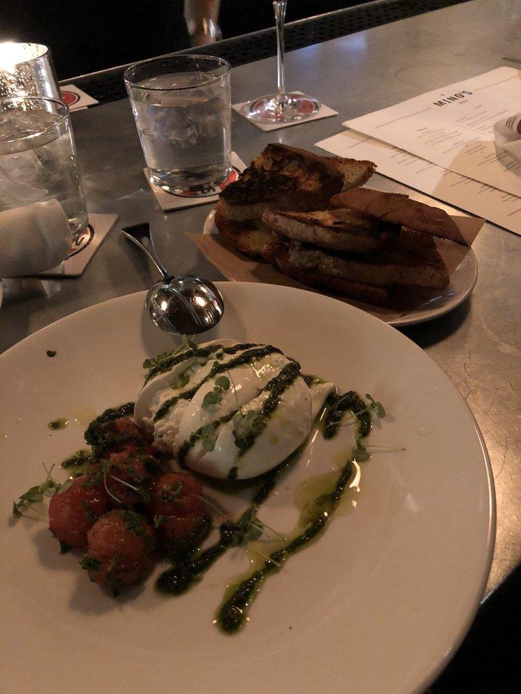 Minos Italian Restaurant Winnetka
