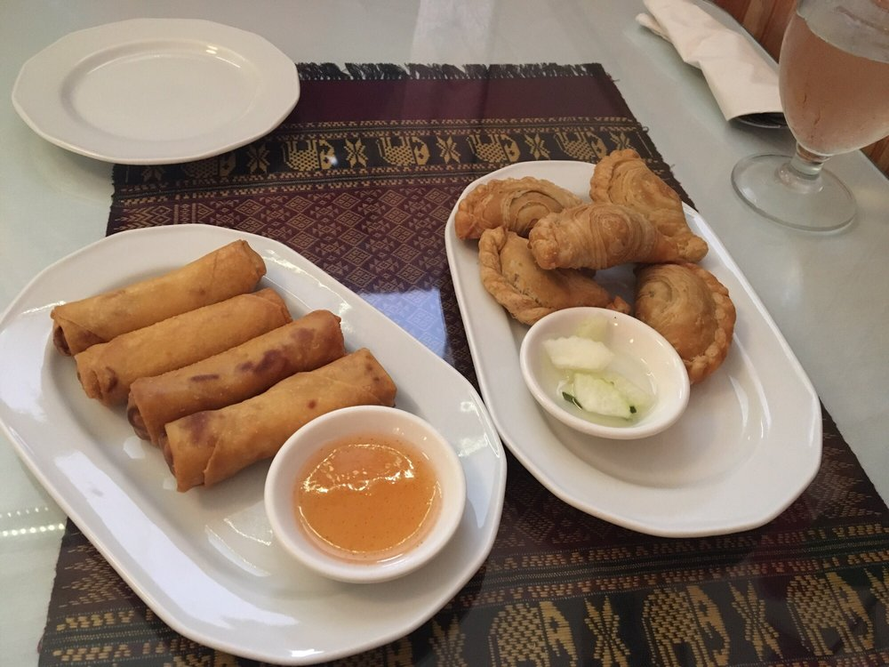 Cafe De Siam: 11242 W Hillsborough Ave, Tampa, FL