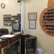 Elite spa nails 18 photos 11 reviews nail salons for 186 davenport salon review