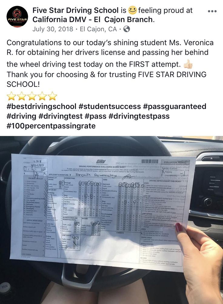 Photos for Five Star Driving School - Yelp
