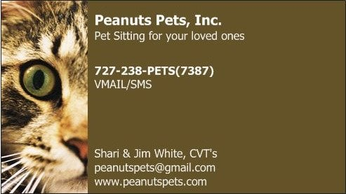 Peanuts Pets: 1964 Indian Rocks Rd S, Largo, FL