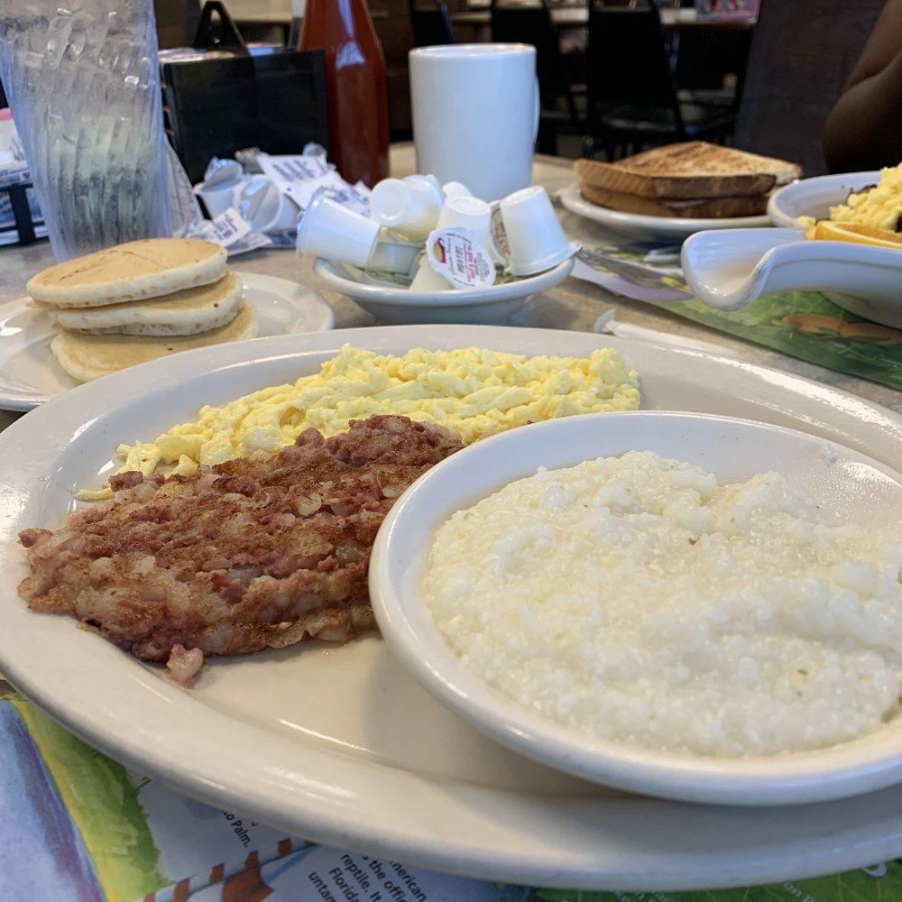 Breakfast Station: 2611 Crawfordville Hwy, Crawfordville, FL