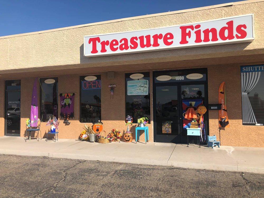 Treasure Finds: 1660 Boulder City Pkwy, Boulder City, NV