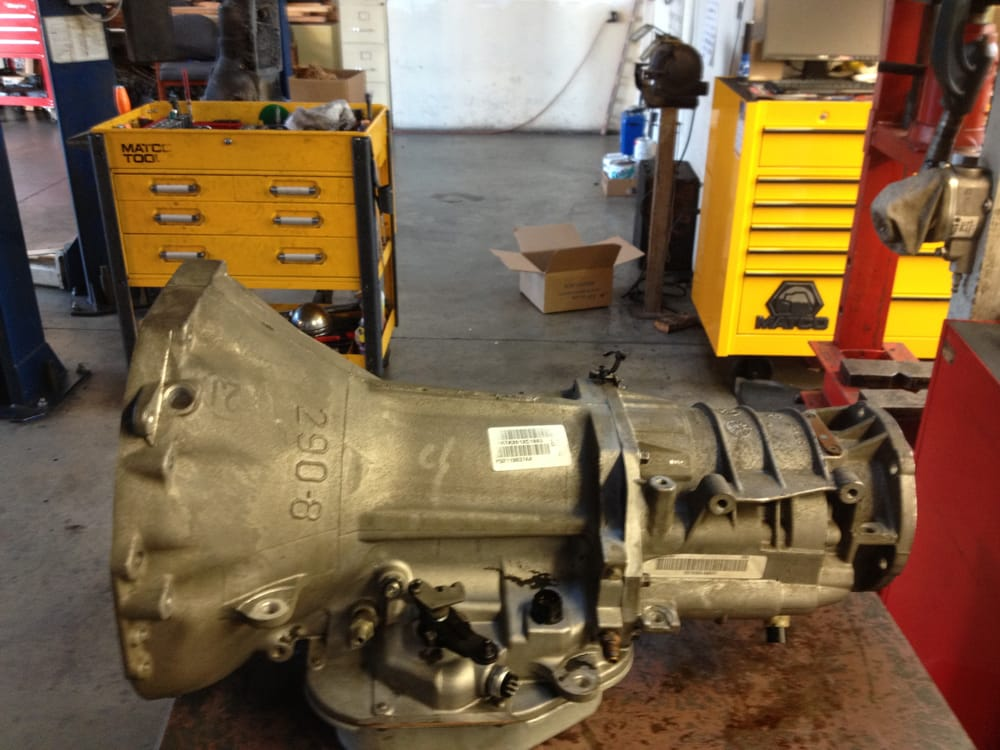 A500 transmission 4x4 completely rebuild 2 yrs warranty