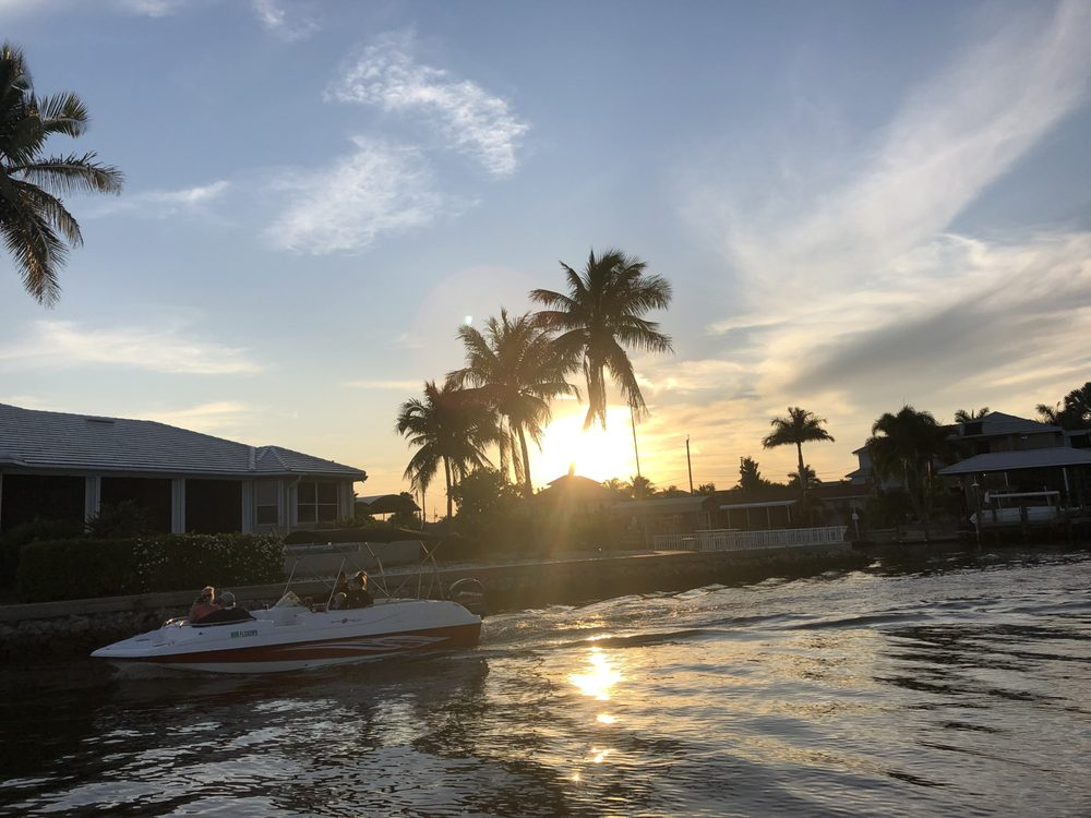 Captain Jack Tiki Boat Tours: 4875 Pine Island Rd NW, Matlacha, FL