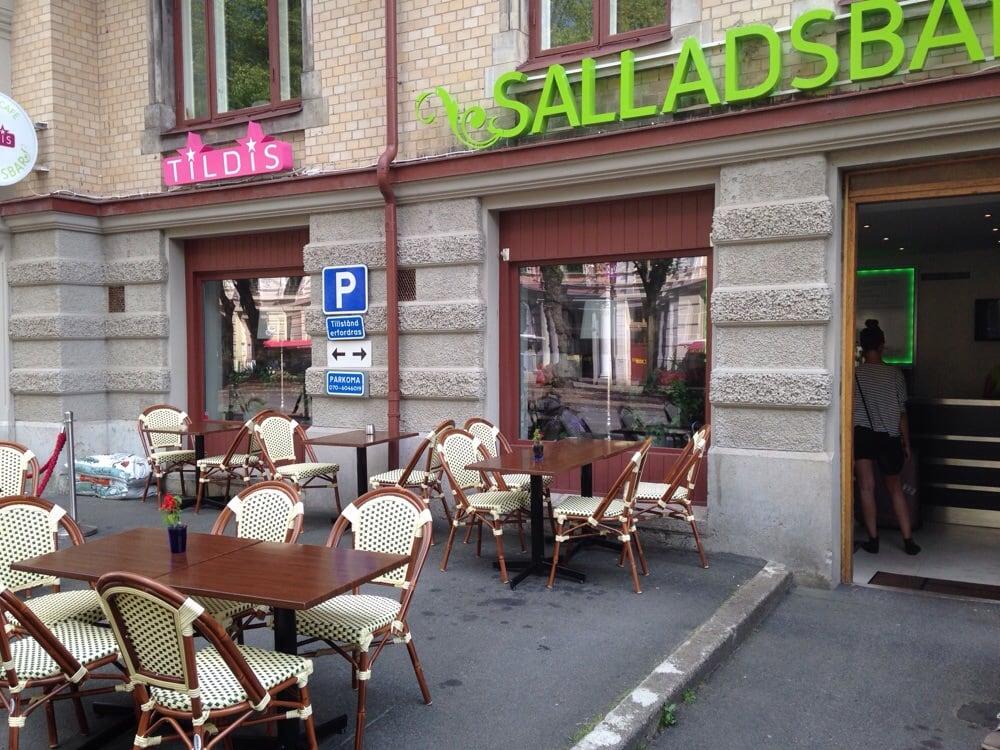 Tildi's Salladsbar & Catering