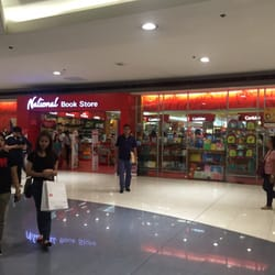 P O Of National Bookstore Mandaluyong Metro Manila Philippines Entrance