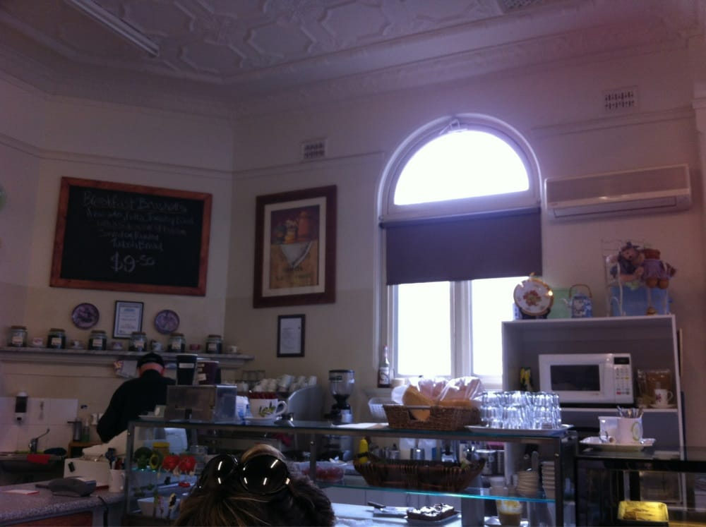 Paxton Pantry Cafe