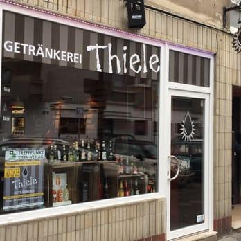 Getränkerei Thiele - Beverage Store - Frankenstr. 20, Derendorf ...