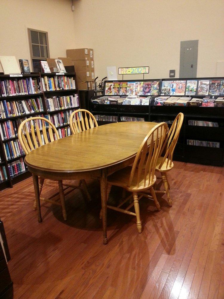 Peregrine Book Company: 219A N Cortez St, Prescott, AZ