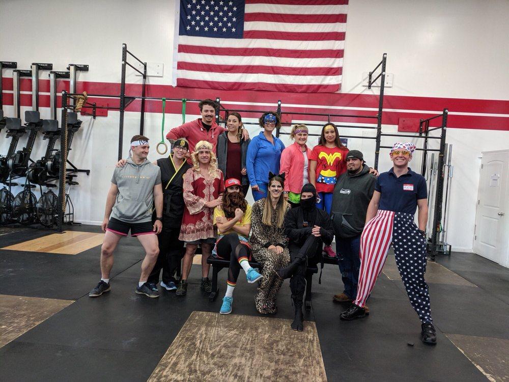 CrossFit Anacortes: 506 30th St, Anacortes, WA