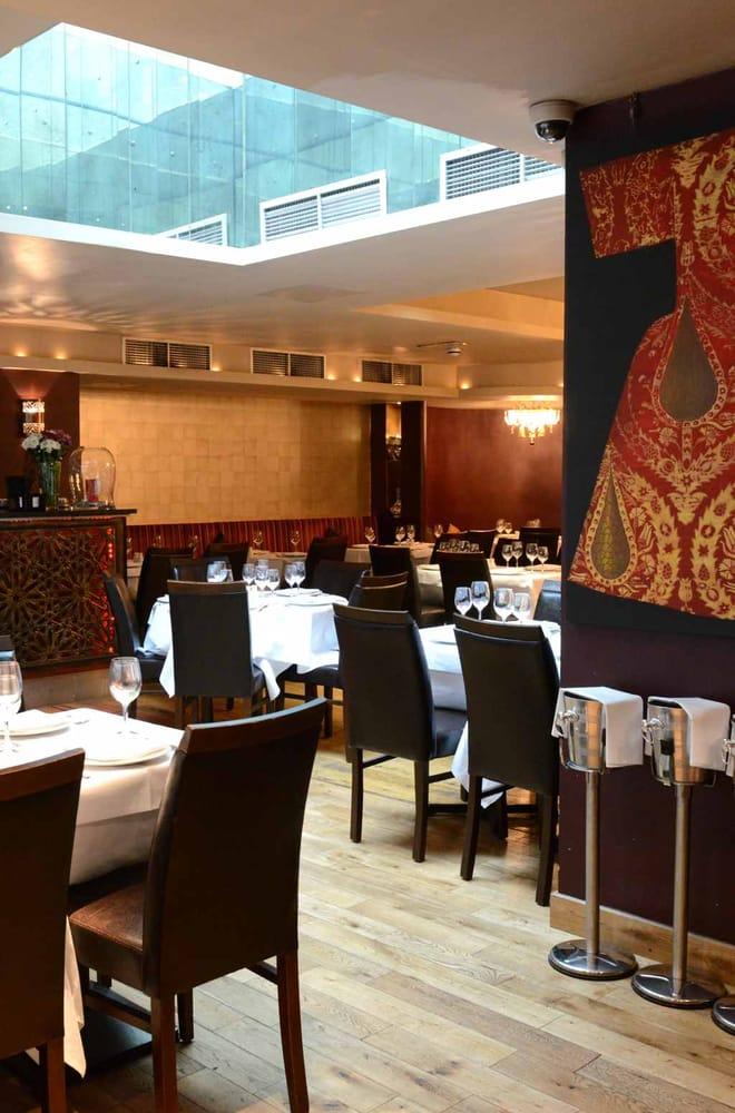 Fora Restaurant Houndsditch City Of London