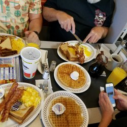 Waffle House 32 Photos 21 Reviews Diners 1902 W Lumsden Rd Brandon Fl Restaurant Phone Number Last Updated January 18 2019 Yelp