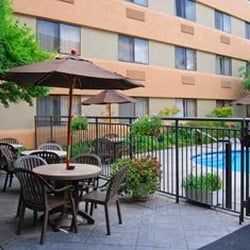 Photo Of Oxford Suites Redding Ca United States Outdoor Pool