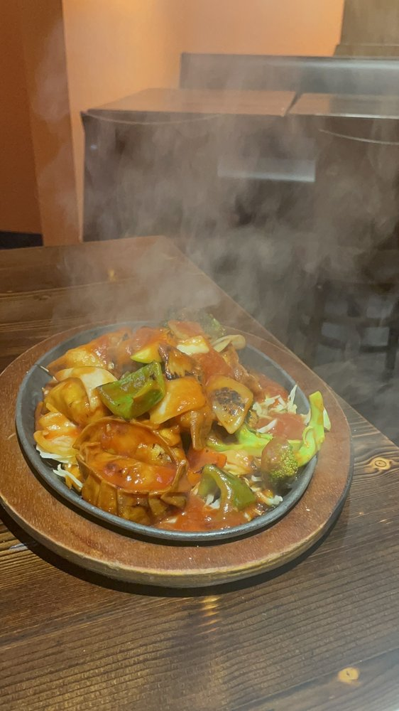 Food from Norbu Lancaster