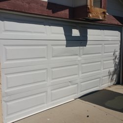 Photo Of Rampart Garage Doors   Encinitas, CA, United States. Damaged Garage  Door