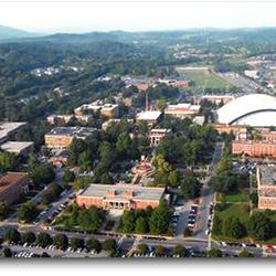 Warf Pickle Etsu Campus Map on