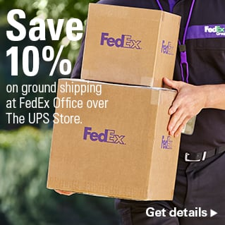 FedEx Office Print & Ship Center: 4770 State Hwy 121, Lewisville, TX