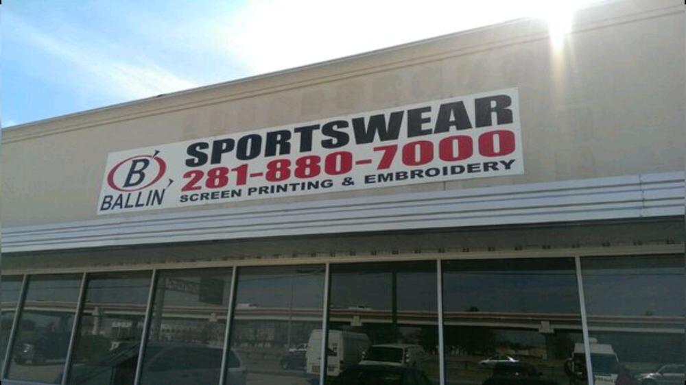 Ballin Sportswear