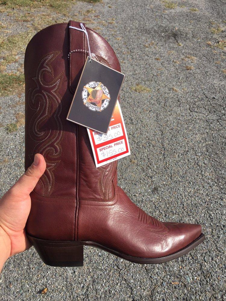 Cowboy Boots Nz