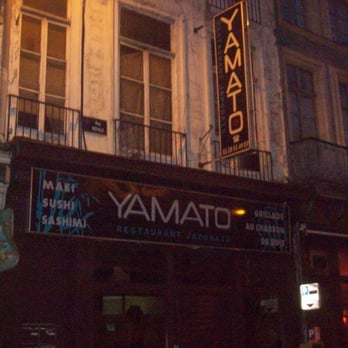yamato 12 photos 12 avis japonais 19 rue royale vieux lille lille restaurant avis. Black Bedroom Furniture Sets. Home Design Ideas
