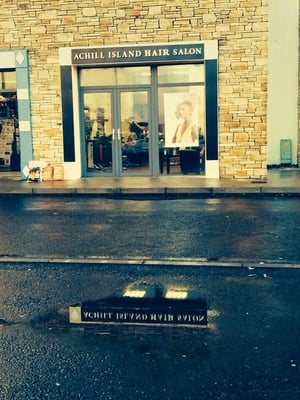 Achill island hair salon hairdressers davitt quarter for Achill island beauty salon