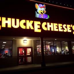 chuck e cheese kent