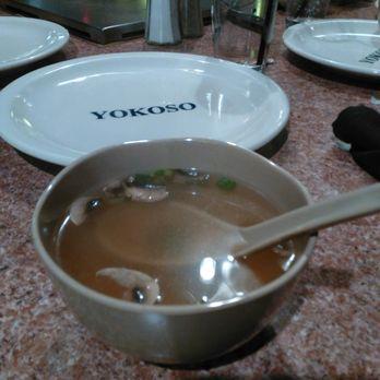 Yokoso Japanese Restaurant Summerville Sc