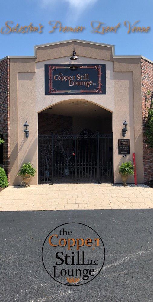The Copper Still Lounge: 1617 E Malone Ave, Sikeston, MO