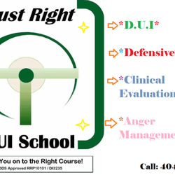 1 Just Right Dui School Driving Schools 2701 Candler Rd Decatur