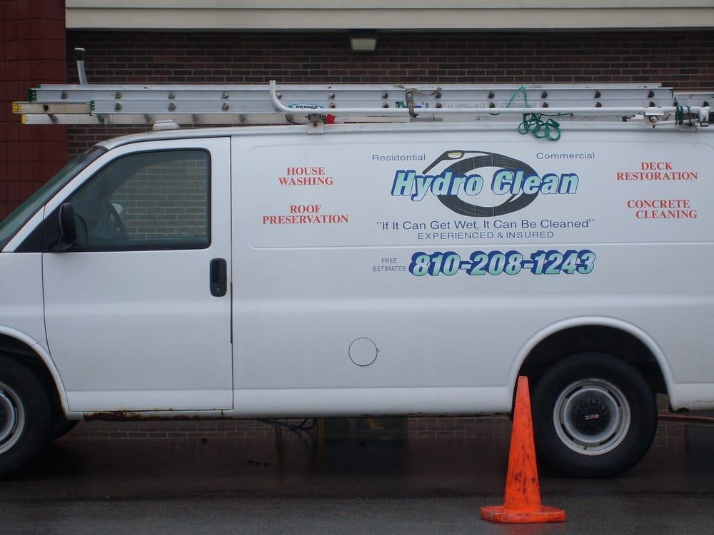 Hydroclean: 102 W Wayne St, Durand, MI