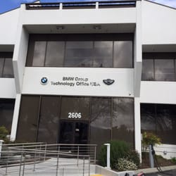 Bmw Mountain View >> Bmw Group Technology Office Automotive 2606 Bayshore Pkwy