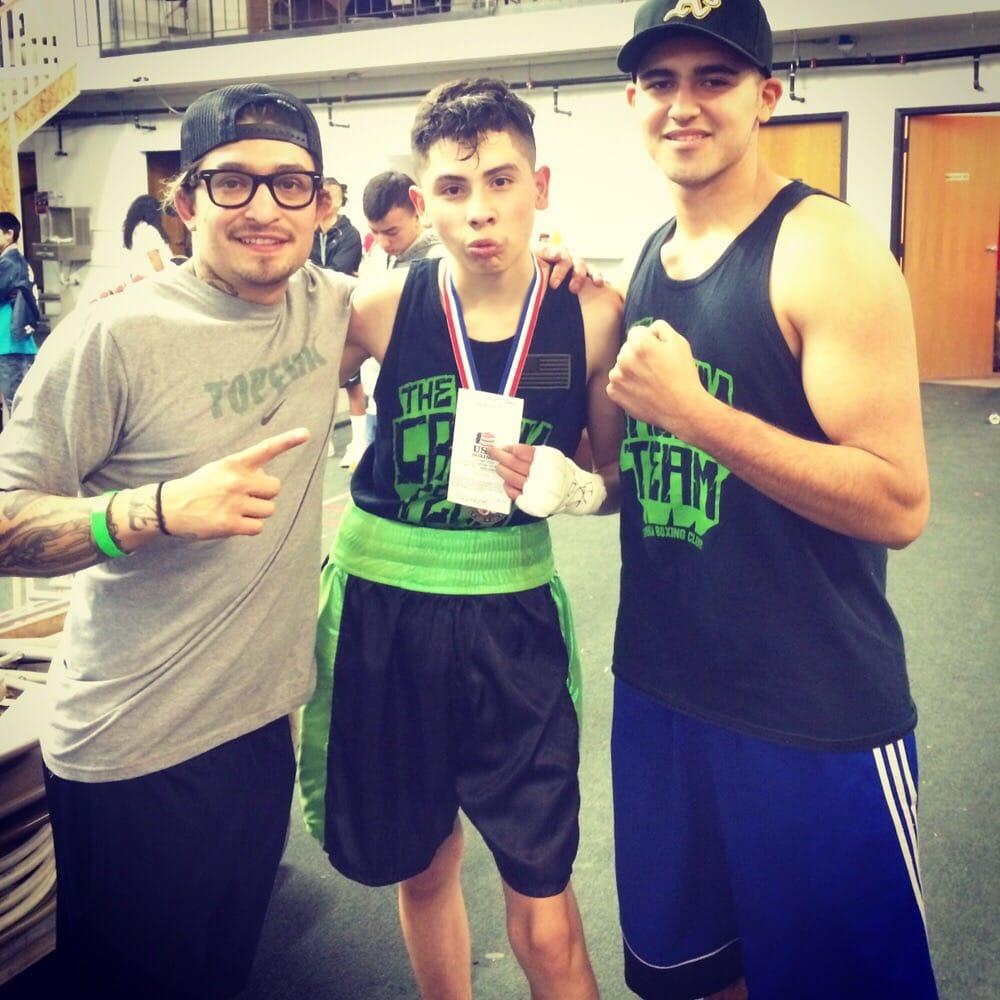 Topeira Boxing Club