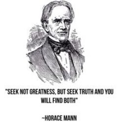 Image result for horace mann
