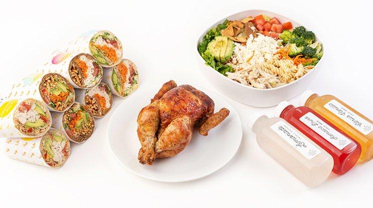 Photo of California Chicken Cafe: Encino, CA
