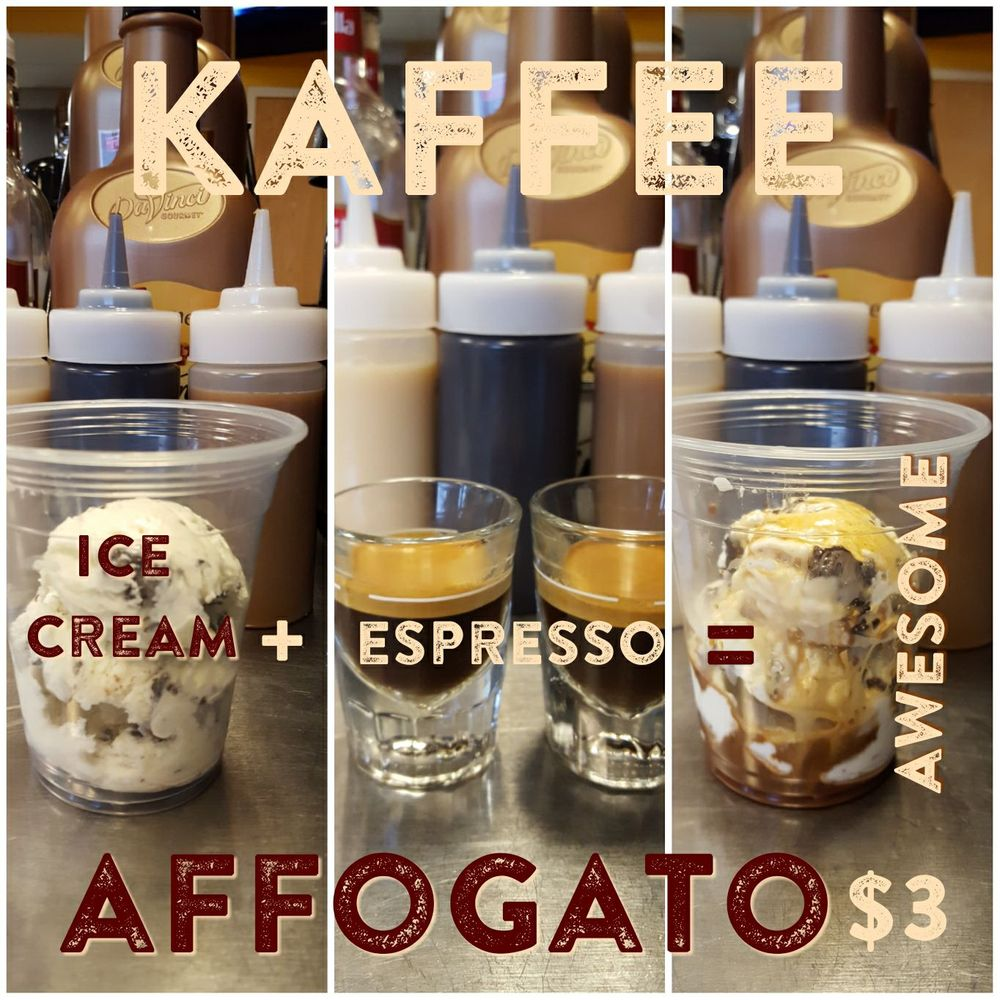 Kaffee Mahomet: 202 Eastwood Dr, Mahomet, IL