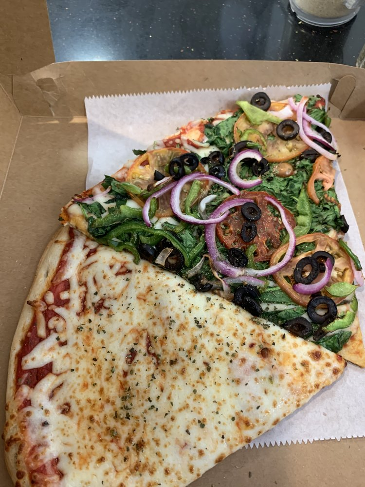 University Pizza Boca