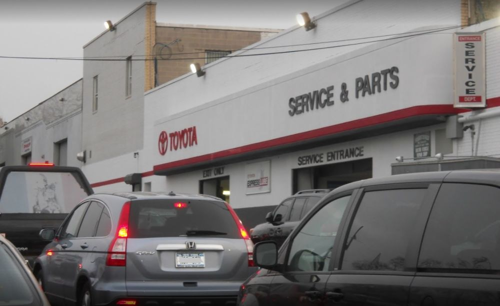 Bay Ridge Toyota Parts and Service