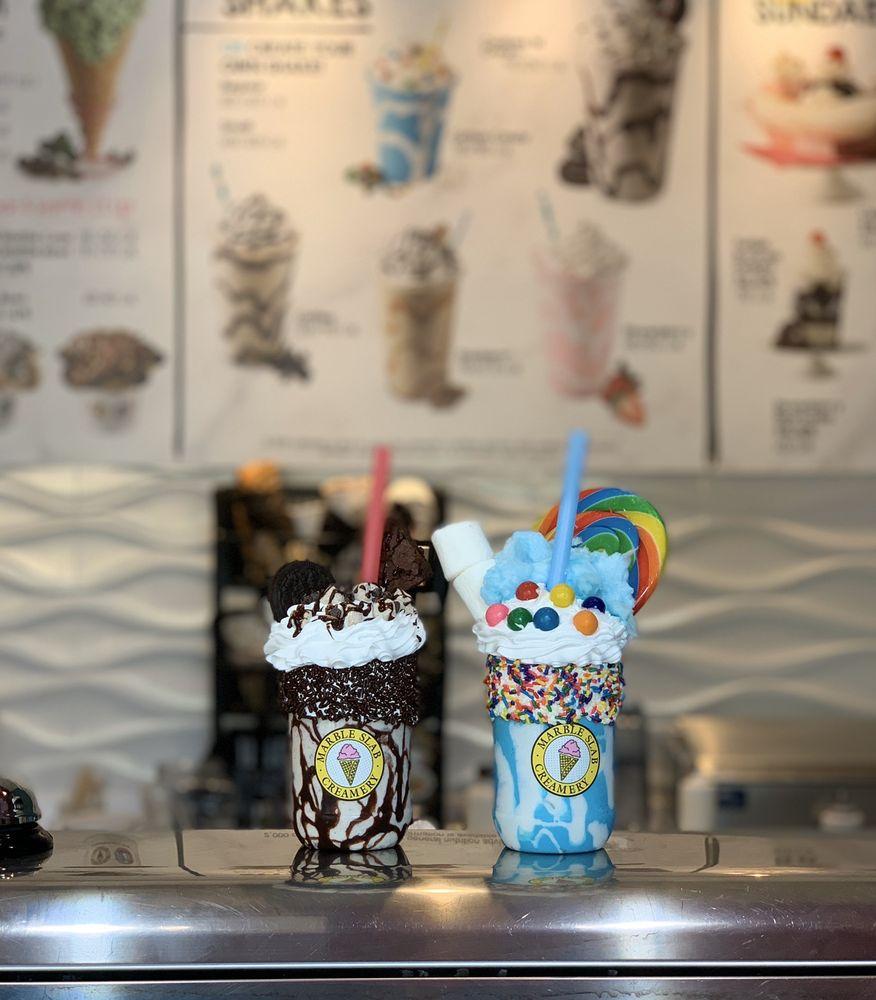 Marble Slab Creamery: 705 Town Blvd, Atlanta, GA